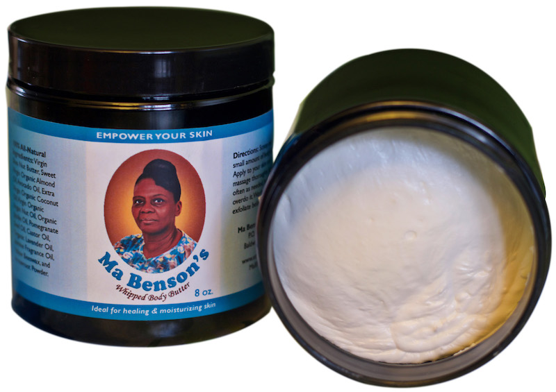 Ma Benson's Shea Body Butter