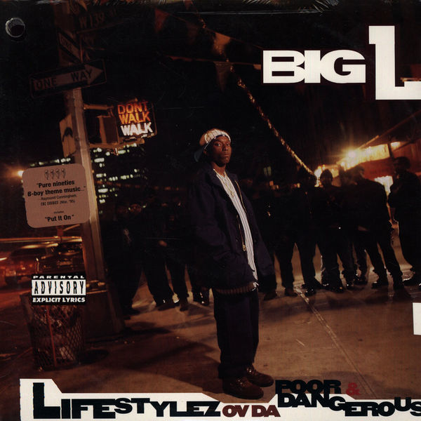 Big L album cover