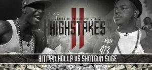 Hitman Holla and Shotgun Suge