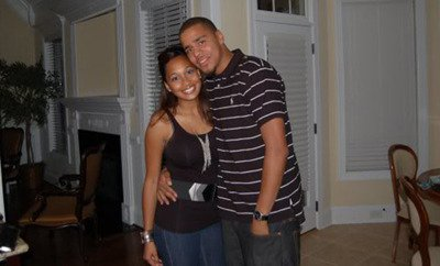 J. Cole and his wife