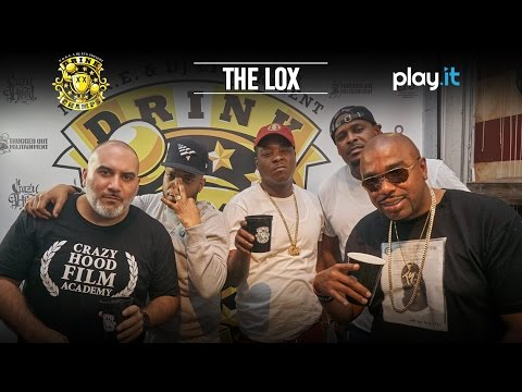 The Lox, Drink Champs