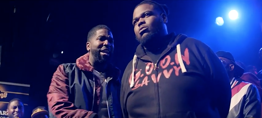 Tsu Surf versus T-Top at NOME 6