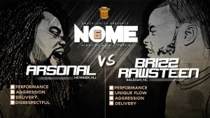 Arosnal vs. Brizz Rawsteen 1280 x 720
