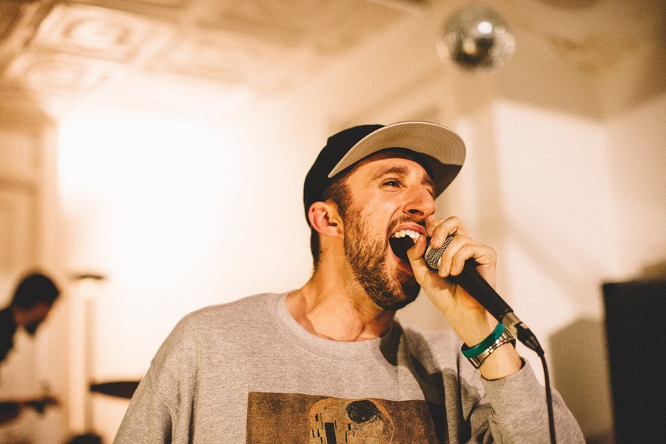 Josh The Word (photo by Sydney Lowe)
