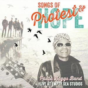 Paula Boggs Band album cover