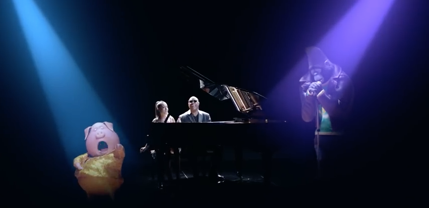 Stevie Wonder & Ariana