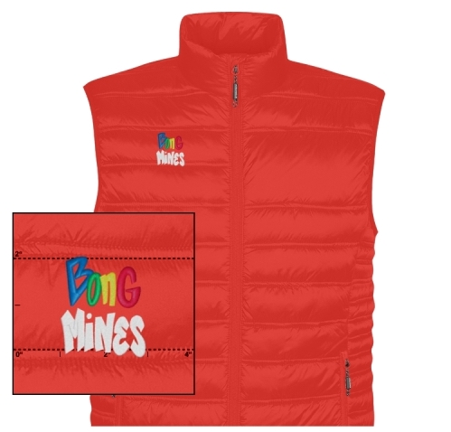 Bong Mines Thermal Vest