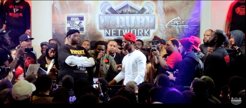 Hitman Holla versus Shotgun Suge