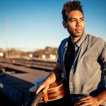 Aboriginal-singer Marcus Corowa returns to his roots on 'Water & Air'
