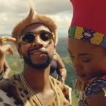 R&B singer Omarion releases a music video for 'Distance'