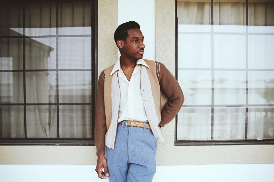 Leon Bridges [Photo by Rambo]