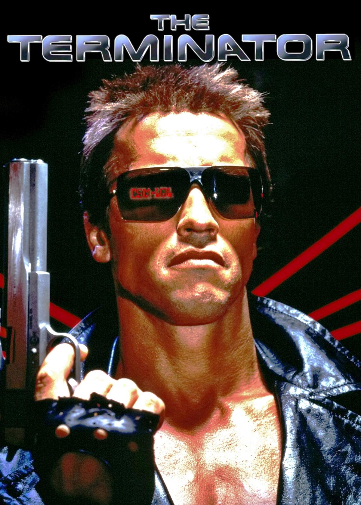 Sophia Stewart + The Terminator