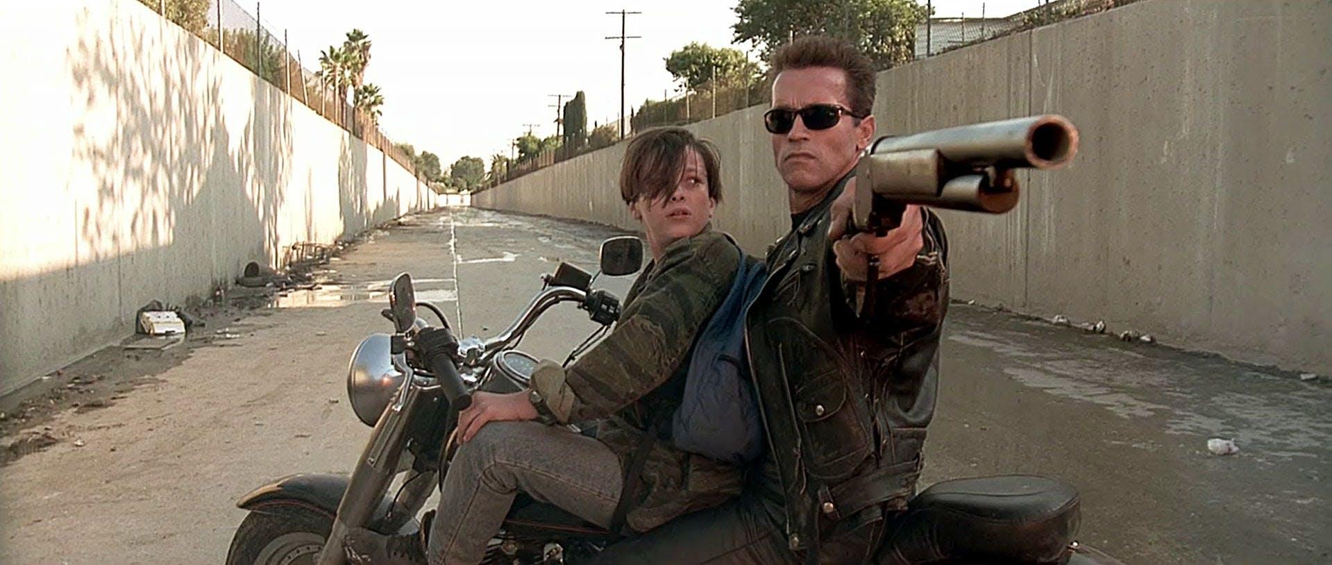 Sophia Stewart + Terminator II