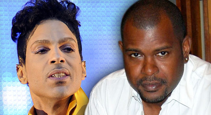 Lawsuit + Prince
