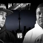 DNA vs. A. Ward at Blackout 7 event [Rap Battle]
