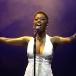 "Lira performs live for ""Let There Be Light"" music video"