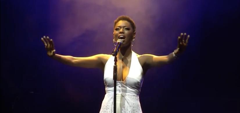 Lira performing live
