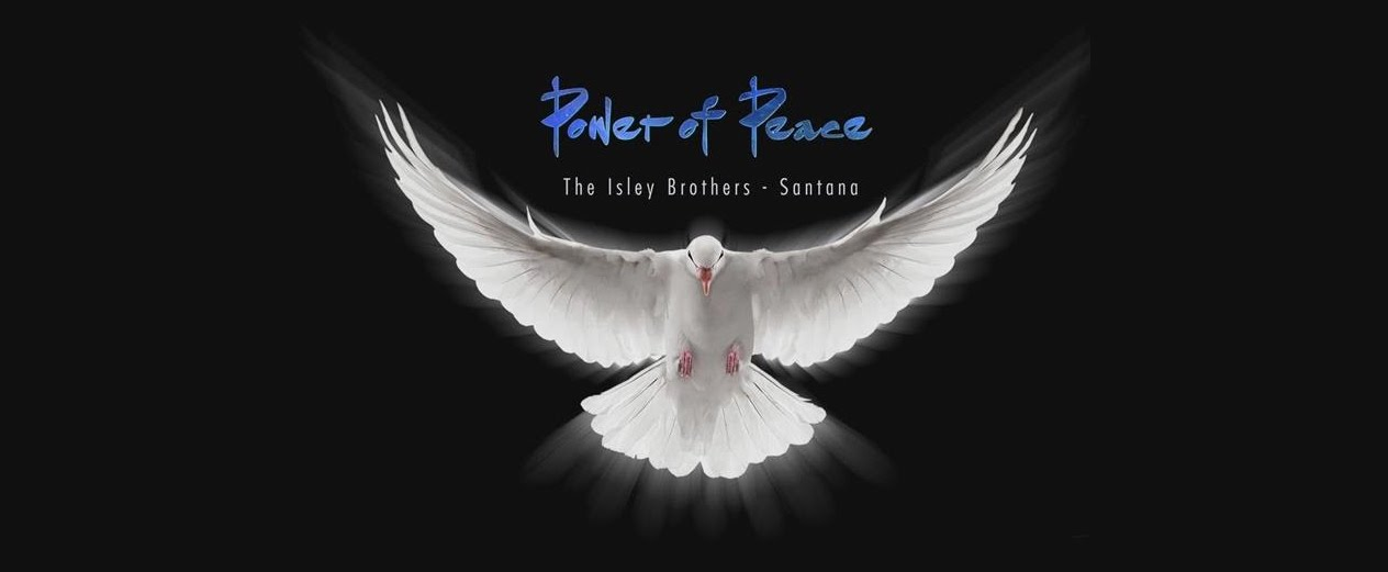 """Carlos Satana and The Isley Brothers - """"Power of Peace"""" cover"""