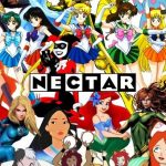 Phillip Nash dedicates song to female characters in the cartoon world