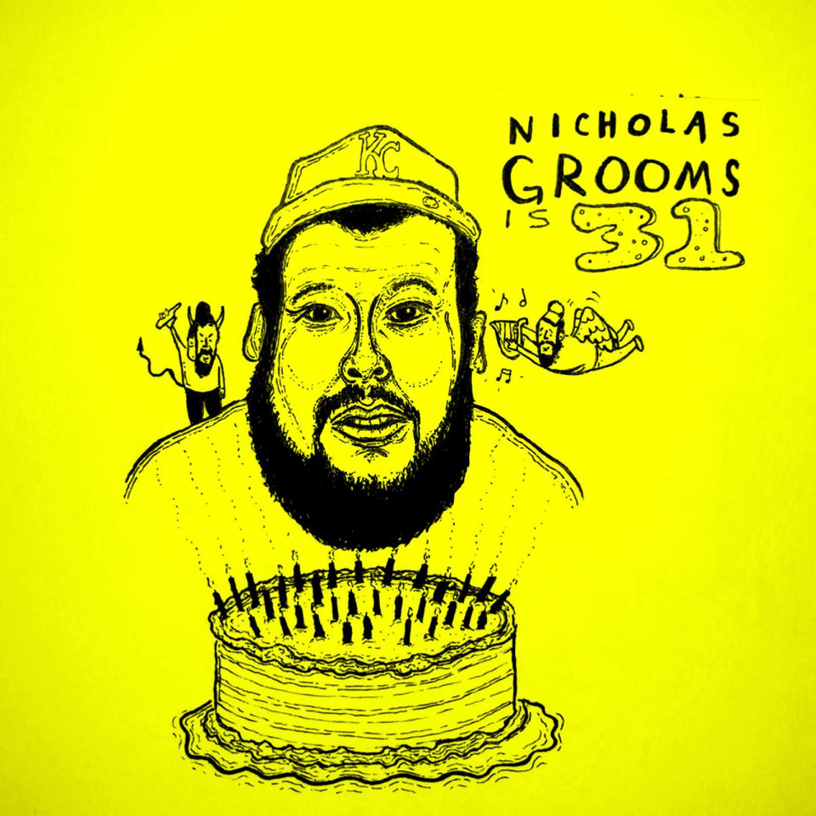 Nicholas Grooms