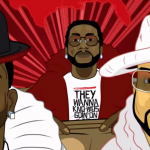 """Big Boi releases visuals for """"In the South"""" ft. Gucci Mane & Pimp C"""