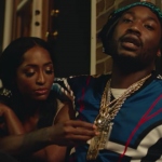 "Meek Mill releases a music video for his ""Fall Thru"" single"
