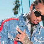 "Tyga releases a music video for his ""Tequila Kisses"" single"