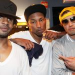 """N.E.R.D releases a music video for their """"1000"""" single ft. Future"""