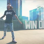 "UFO Fev stars in a music video for his ""Win or Lose"" song"