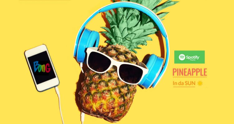 Subscribe + Pineapple In the Sun + Feature + About Us + Meet the team + Privacy Policy + Media Kit + Shop + Submit Music + Contact Us + subscibe + Bong Mines + Submit Music for our Pineapple In da SUN Spotify Playlist