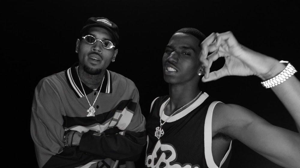 King Combs + Chris Brown