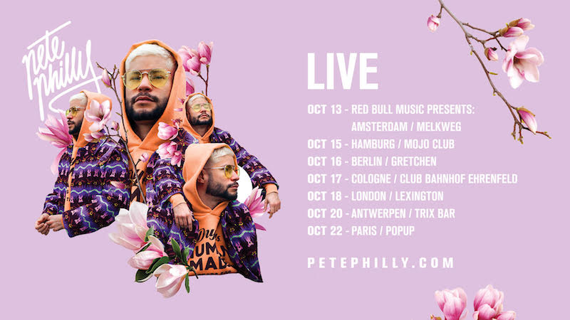 Pete Philly + Tour
