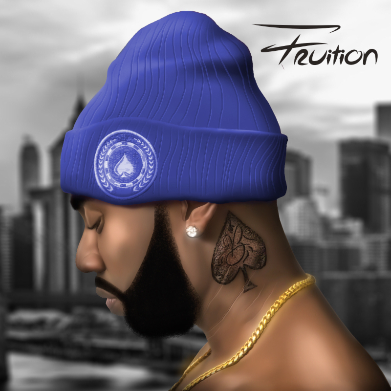 Cover Art + King Bless + Fruition