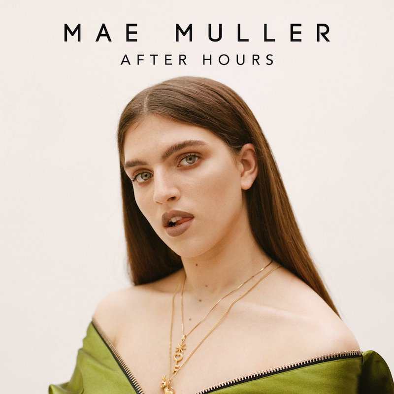 "Mae Muller - ""After Hours"" cover"