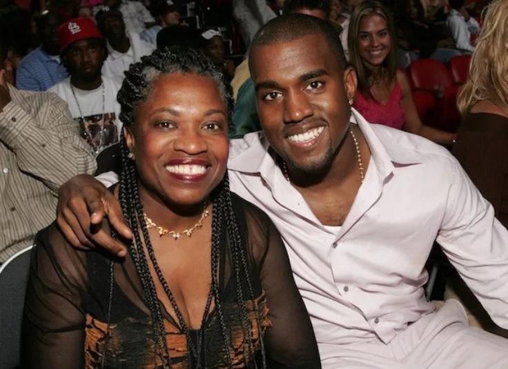 B Dot + Kanye West + Donda West