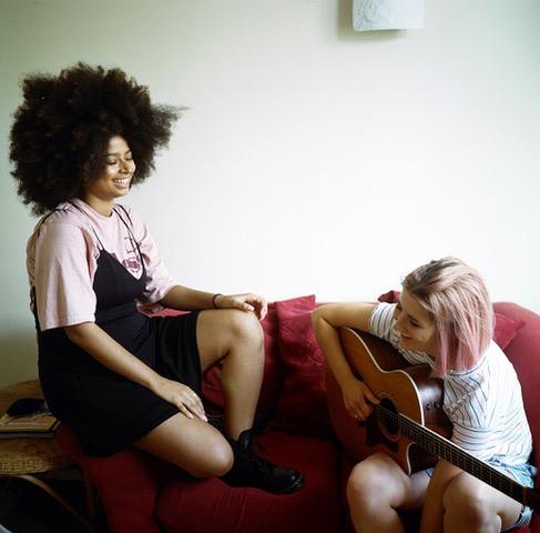 Emily Burns + Olivia Nelson