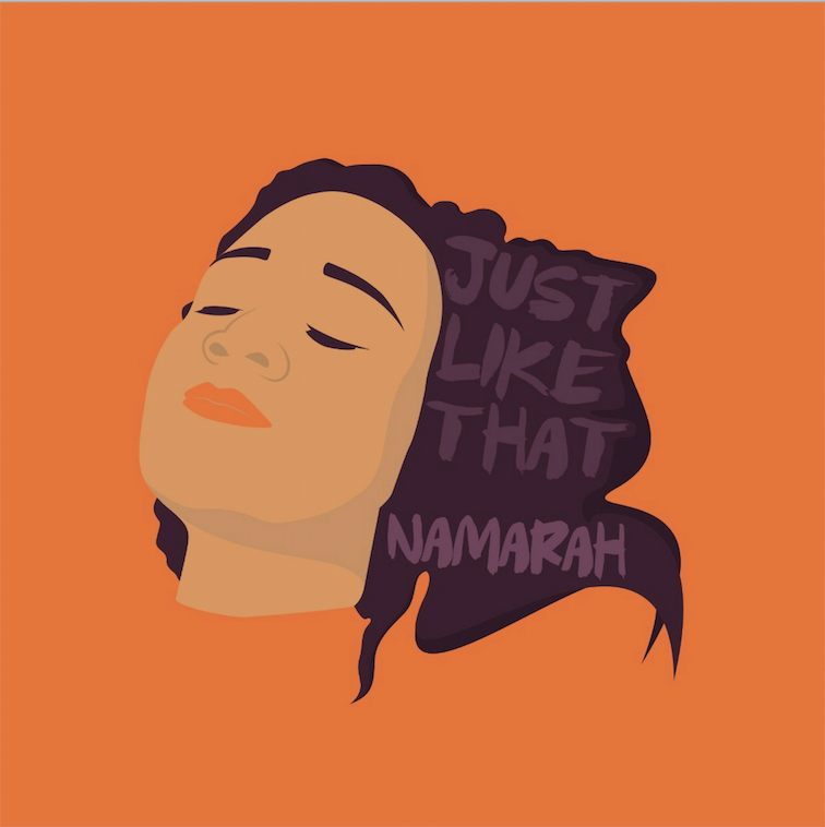 Namarah + Just Like That cover