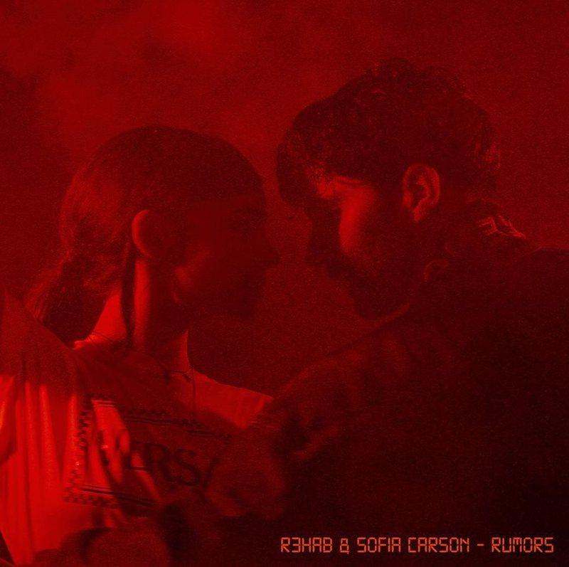 R3HAB & Sofia Carson + Rumors