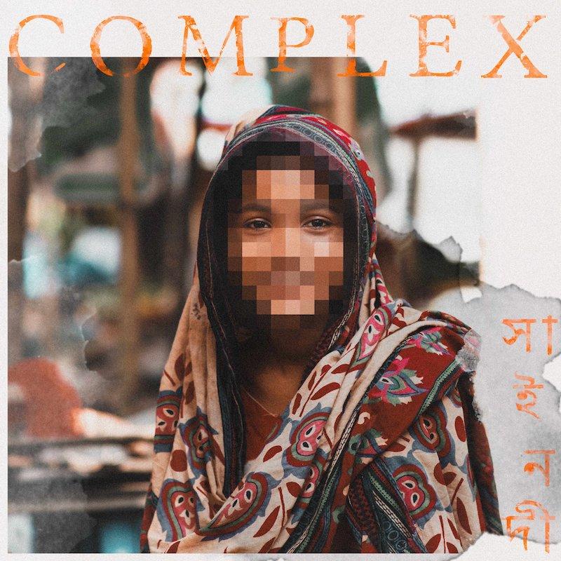 SHY Nodi + Complex cover