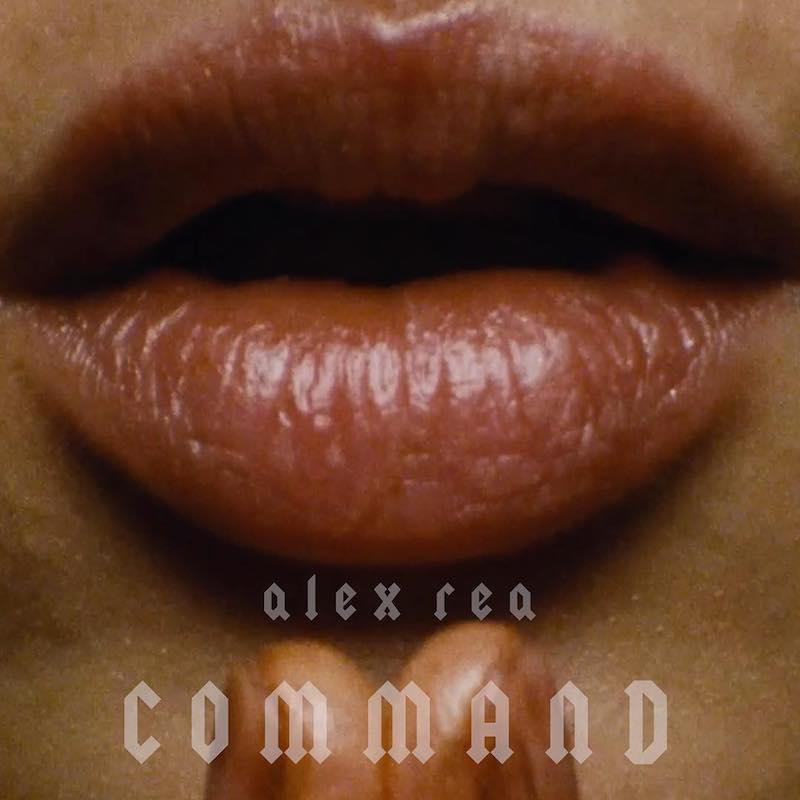 "Alex Rea - ""Command"" artwork"