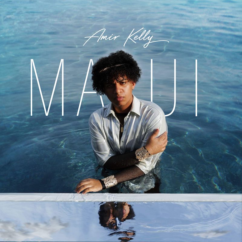 "Amir Kelly – ""MAUI"" artwork"