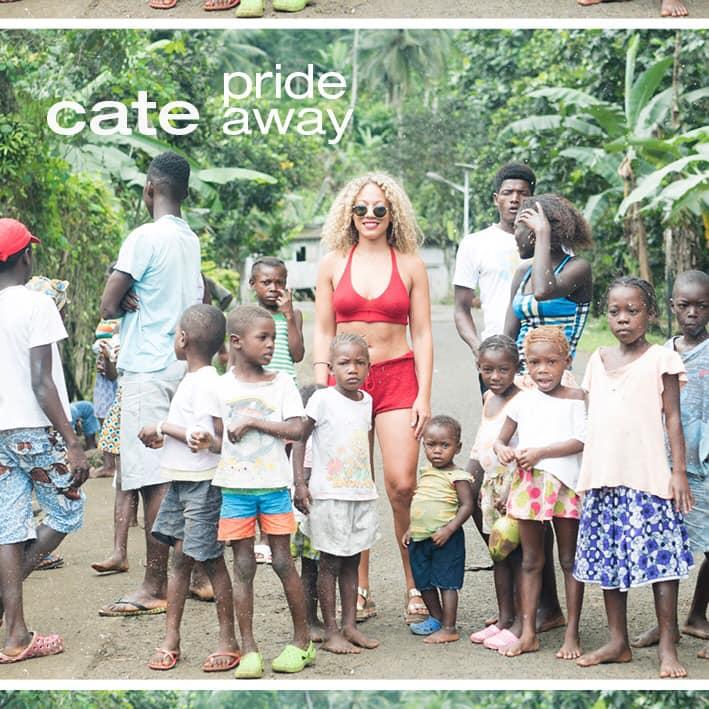CATE - Pride Away
