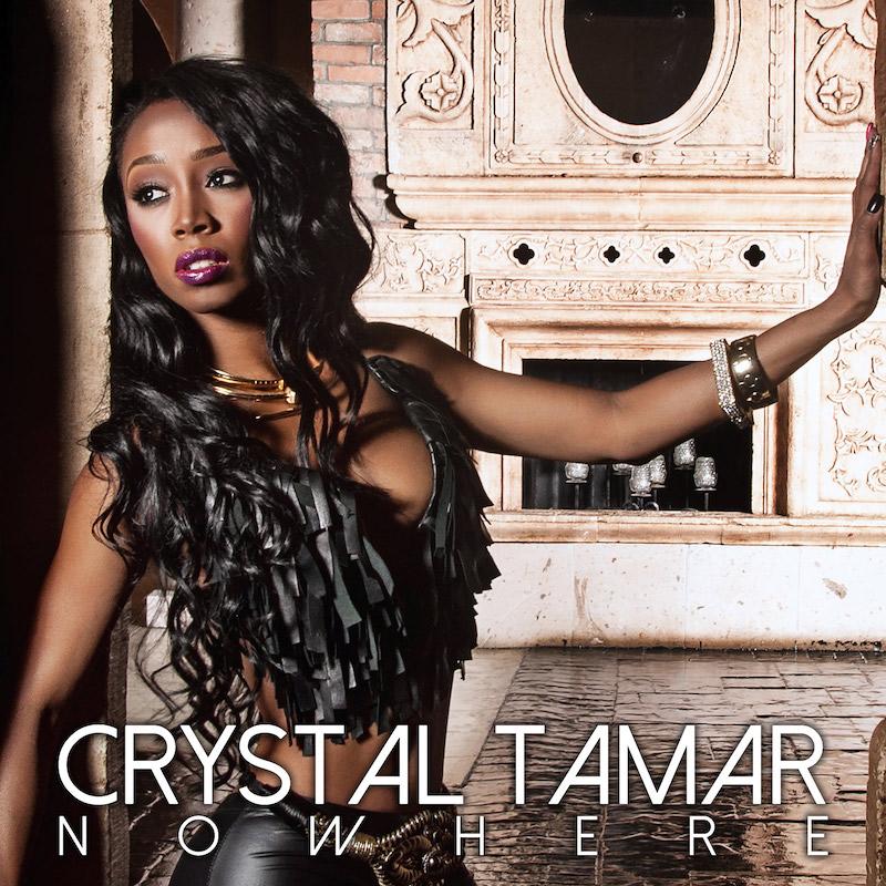 "Crystal Tamar - ""Nowhere"" artwork"