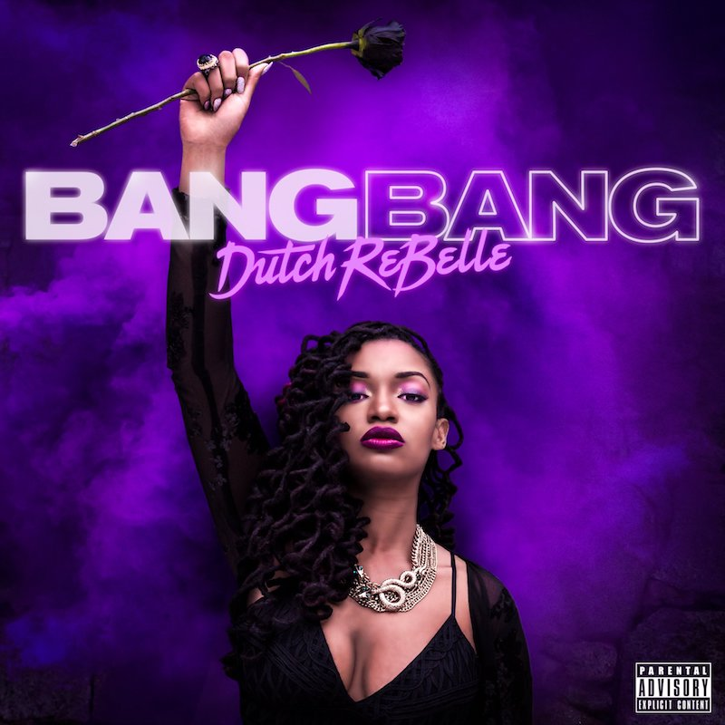 Dutch ReBelle + Bang Bang album artwork