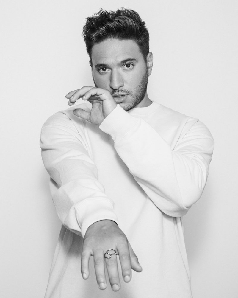 Jonas Blue press photo