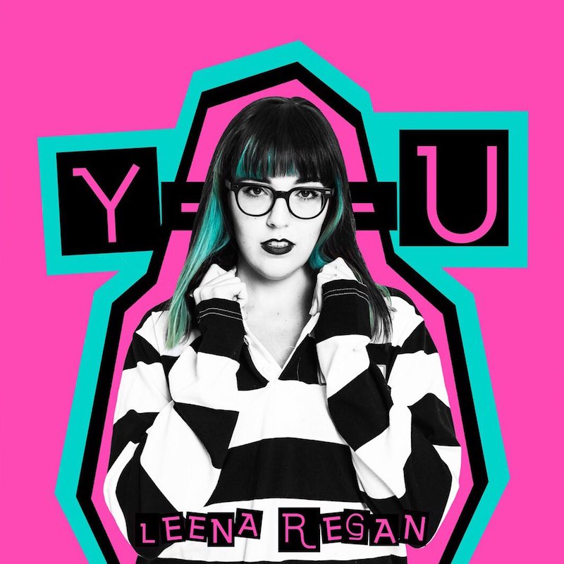 Leena Regan - Y-O-U cover