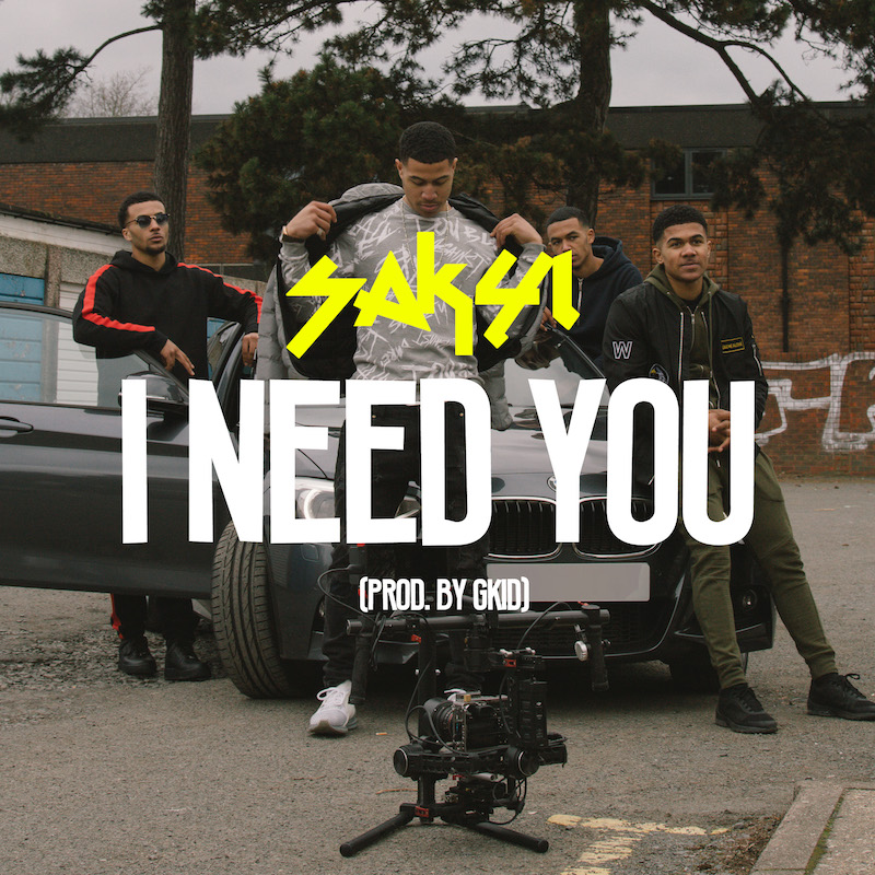 SAKYI 4 + I Need You artwork