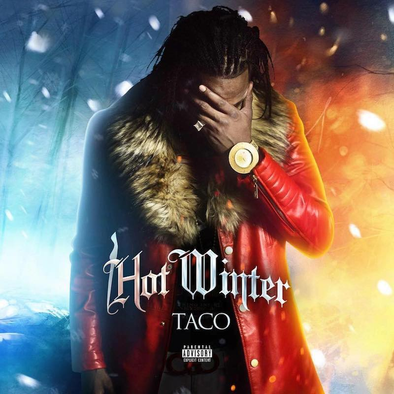 "Taco - ""Hot Winter"" artwork"