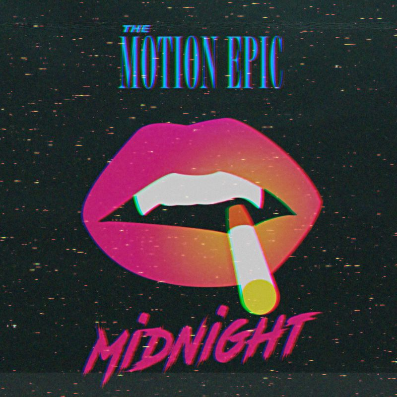 "The Motion Epic – ""Midnight"" artwork"