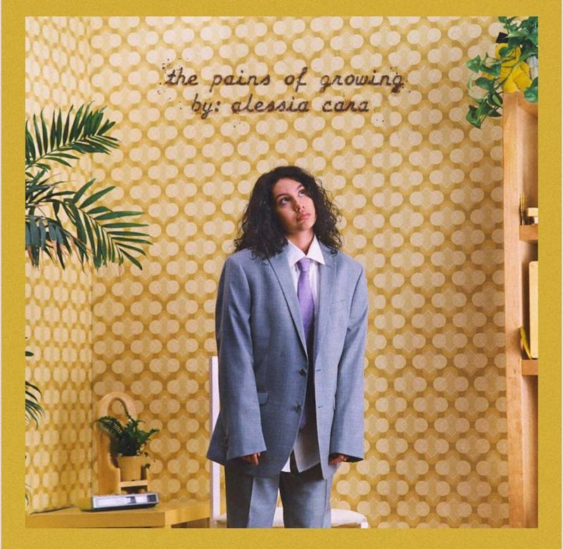 Alessia Cara + The Pain of Growing artwork